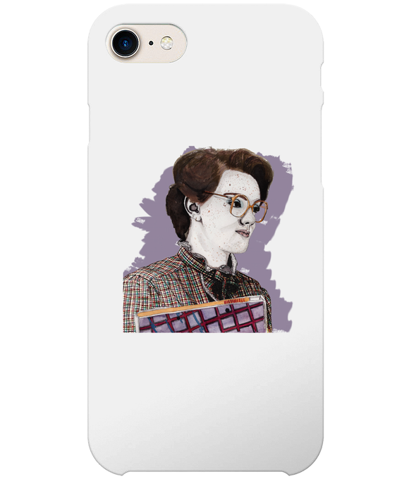 Barb, Stranger Things iPhone 8 Full Wrap Case