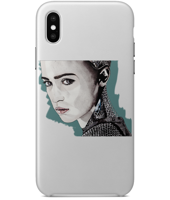 Ex-Machina iPhone X Full Wrap Case