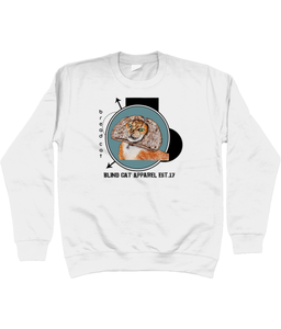 Cat Volume 8 Sweatshirt