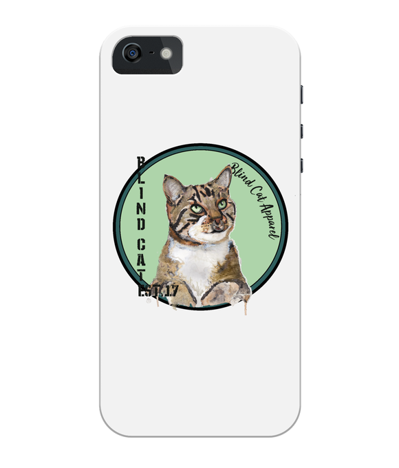 Cat Volume 1 iPhone 5/5S/SE Full Wrap Case