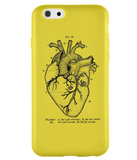 Anatomical Heart iPhone 6S Full Wrap Case