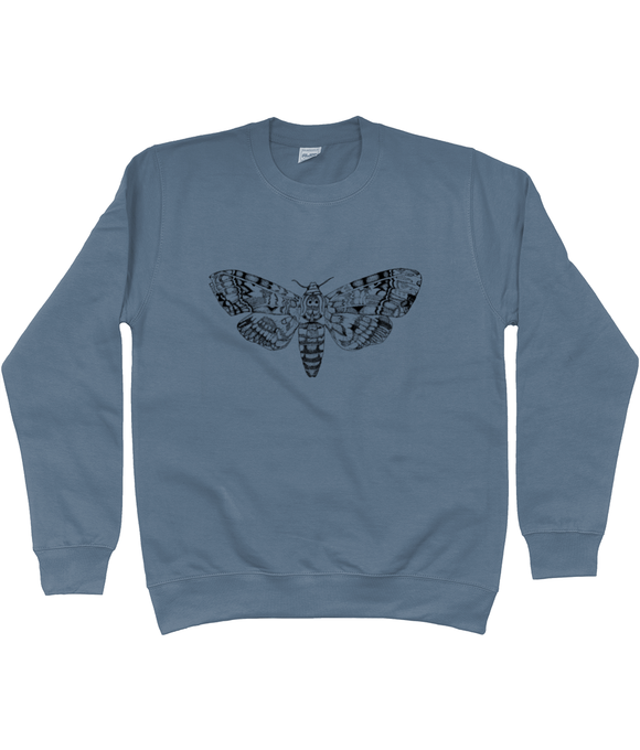 Death's-Head Hawkmoth Sweatshirt