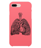 Anatomical Lungs iPhone 8 Plus Full Wrap Case