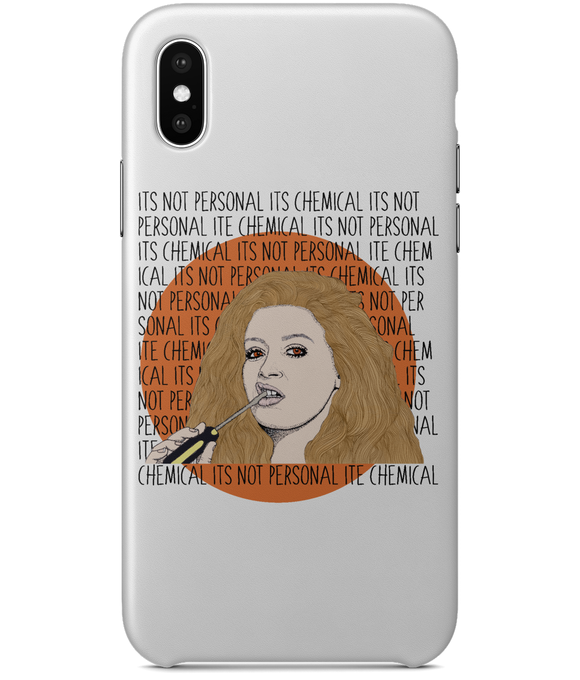Nicky OITNB iPhone X Full Wrap Case