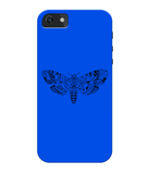 Death's-Head Hawkmoth iPhone 5/5S/SE Full Wrap Case