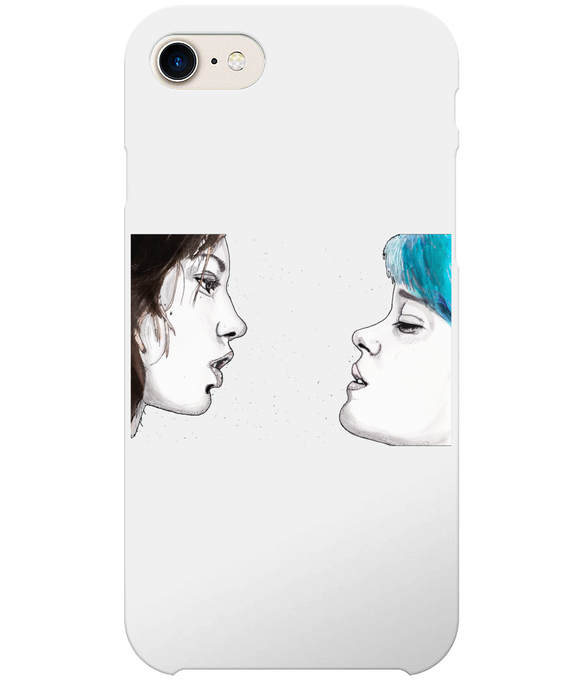 Blue Is The Warmest Colour iPhone 7 Full Wrap Case