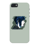 Ghost In A Shell iPhone 5/5S/SE Full Wrap Case