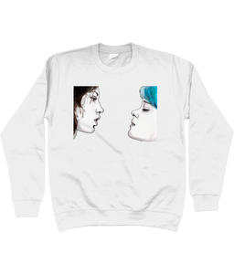Blue Is The Warmest Colour Sweatshirt