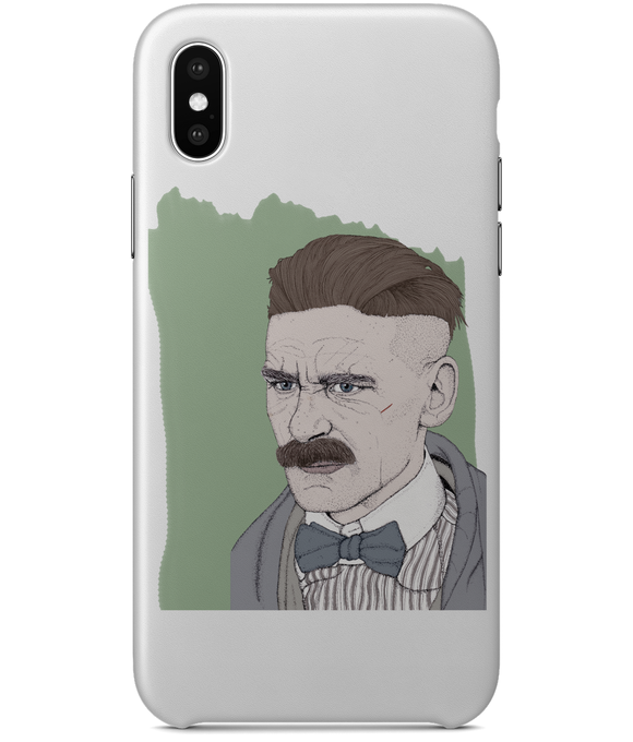 Arthur iPhone X Full Wrap Case
