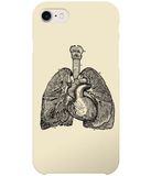 Anatomical Lungs iPhone 7 Full Wrap Case