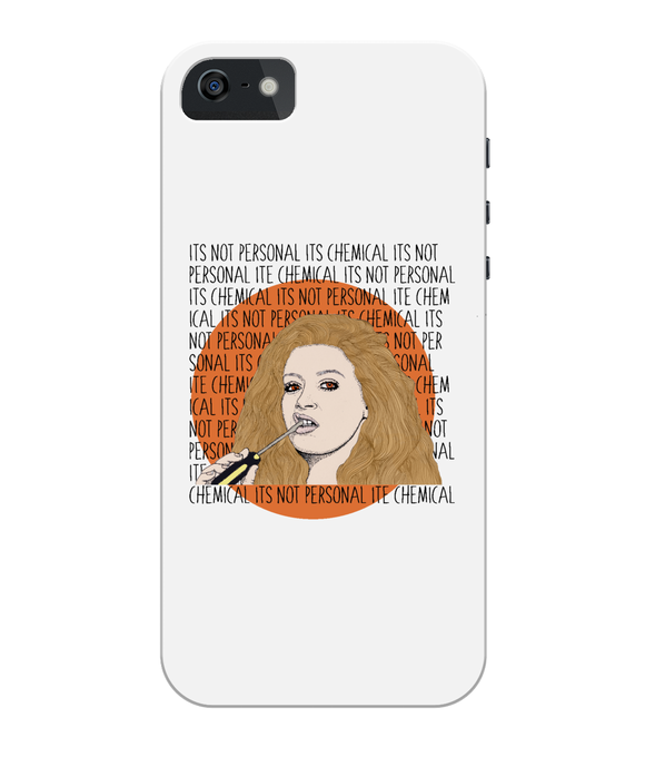 Nicky OITNB iPhone 5/5S/SE Full Wrap Case