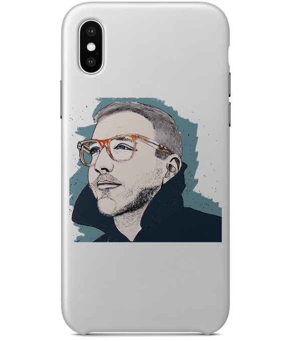 Dallas Green iPhone X Full Wrap Case