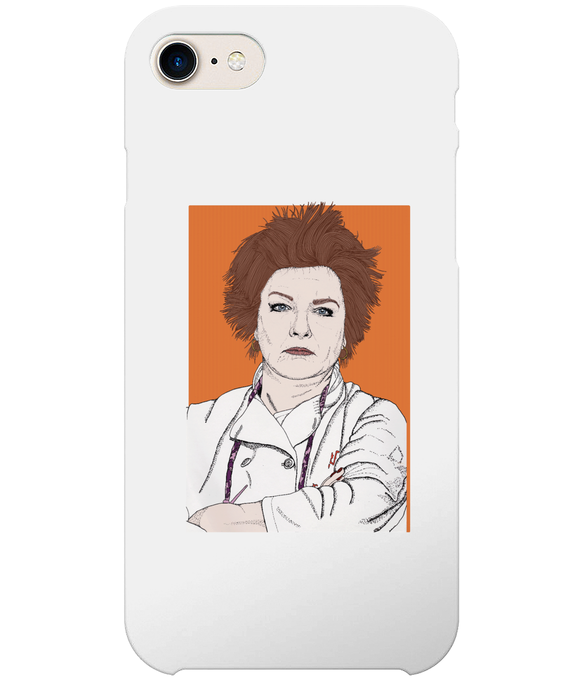 Red OITNB iPhone 7 Full Wrap Case