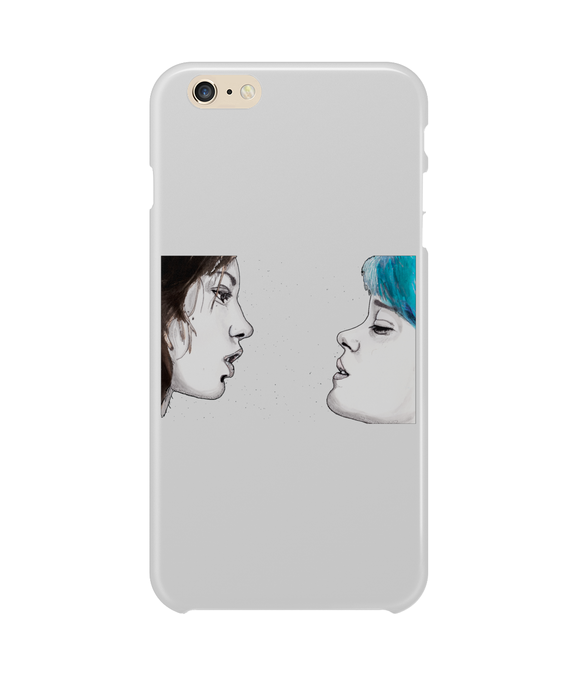 Blue Is The Warmest Colour iPhone 6 Plus Full Wrap Case