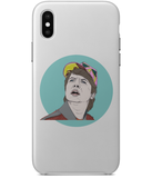 Marty Mcfly iPhone X Full Wrap Case