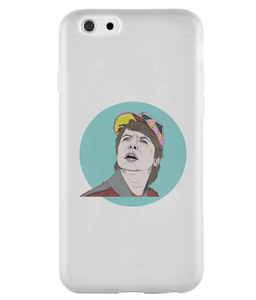 Marty Mcfly iPhone 6 Full Wrap Case