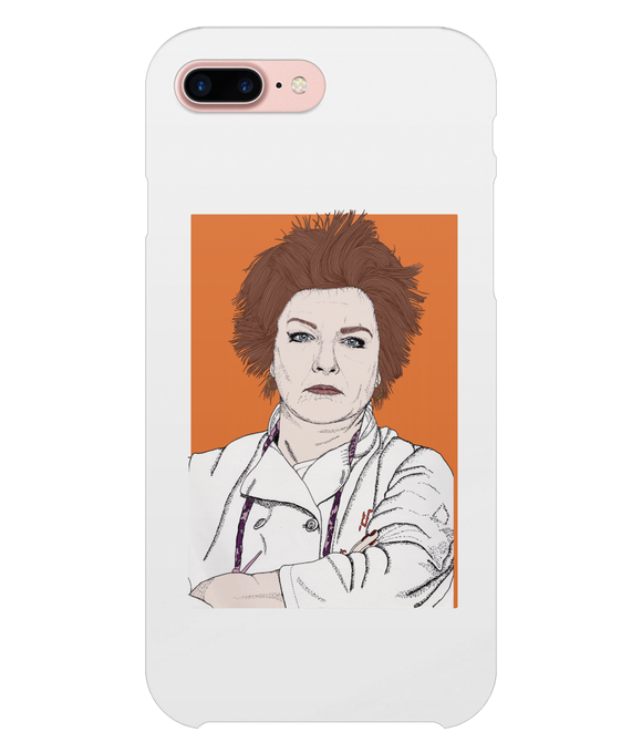 Red OITNB iPhone 7 Plus Full Wrap Case