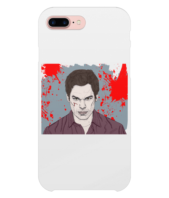 Dexter iPhone 8 Plus Full Wrap Case