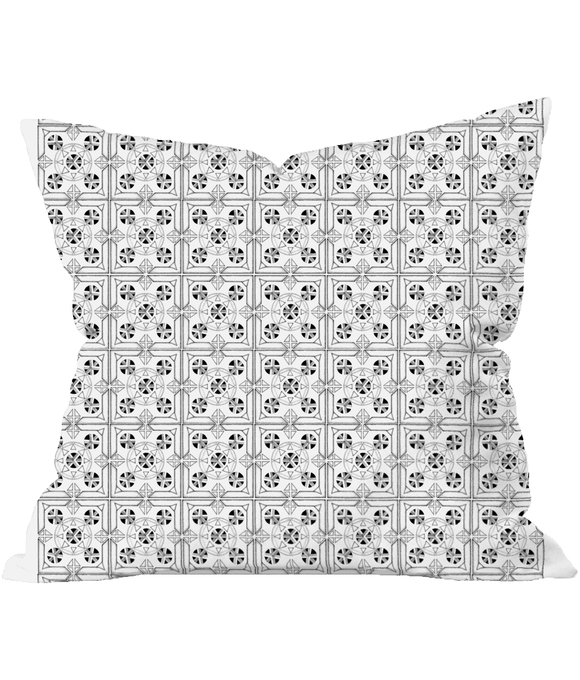 Mandala Pattern Throw Cushion