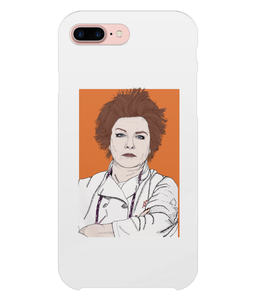 Red OITNB iPhone 8 Plus Full Wrap Case