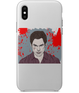 Dexter iPhone X Full Wrap Case