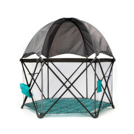 Go With Me – Eclipse Portable Playard with Canopy