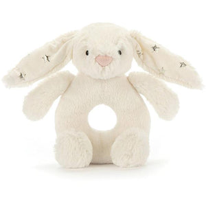 Jellycat Tiwnkle Bunny Ring Rattle