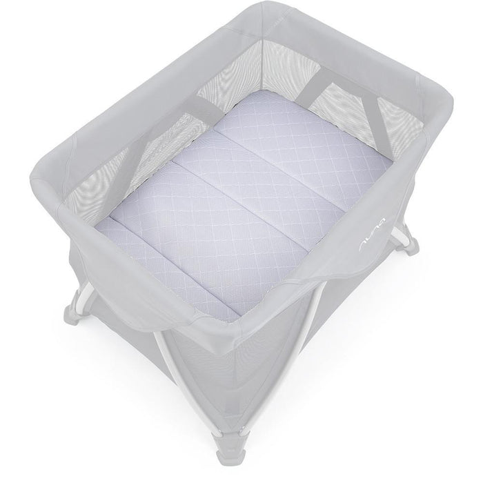 Nuna Sena Travel Crib Organic Fitted Sheet