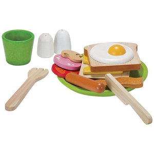 Plan Toys Breakfast Menu