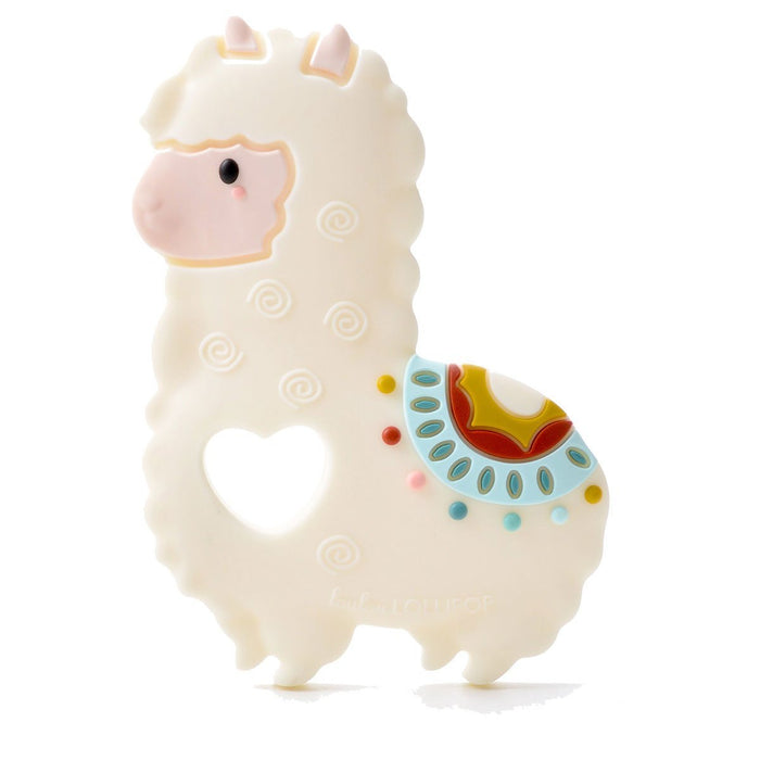 Loulou Lollipop Llama Teether