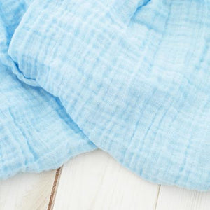 The Sugar House Classic Muslin Swaddle