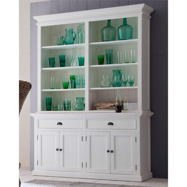 Halifax White Painted Large Dining Room Dresser - White Tree Furniture