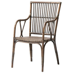 Nova Solo Wickerworks Duke Rattan Chair (2 units) CR46