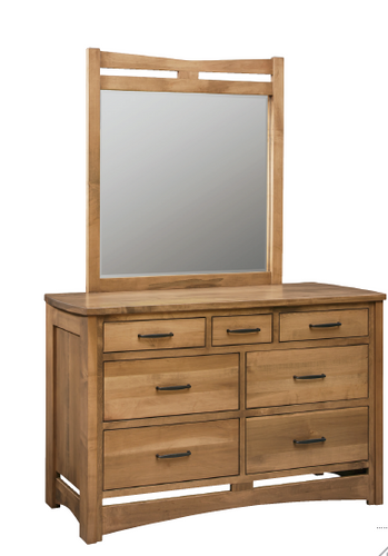 Optional Dresser Mirror