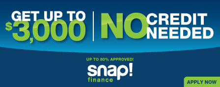 snap finance 100 days no interest financing