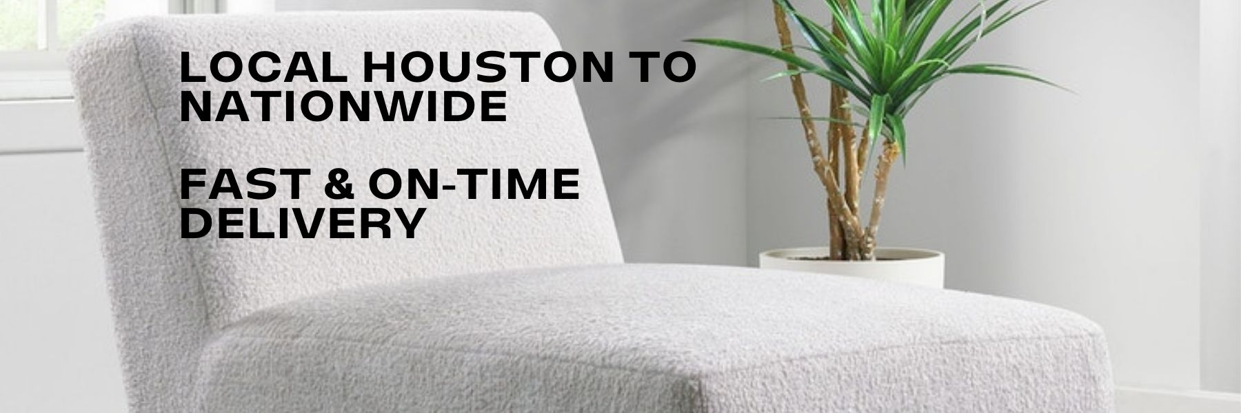 ASY Furniture local houston to nationwide furniture delivery
