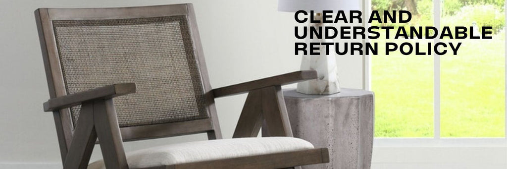 ASY Furniture return policy explained