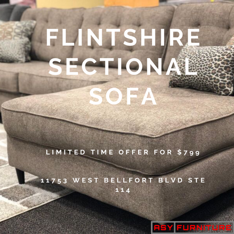flintshire sectional sofa on sale
