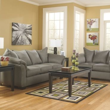 gray sofa loveseat set for living room
