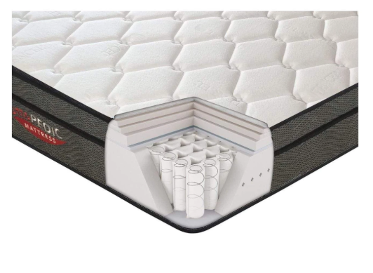 mattress with pocket coil
