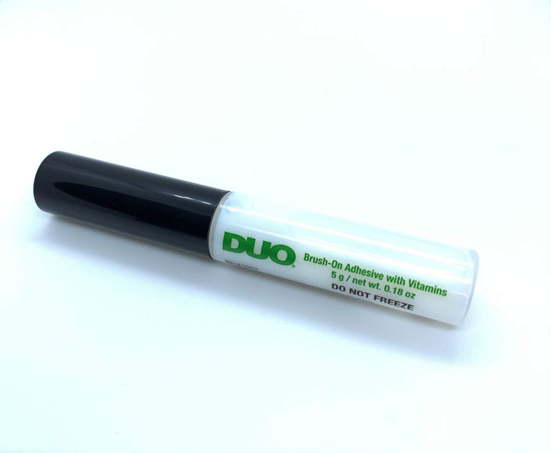 Brush-On Striplash Adhesive by DUO® - Clear - hana lashes