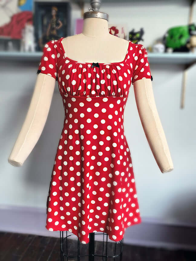 Minnie polka dot dress *COMING SOON*