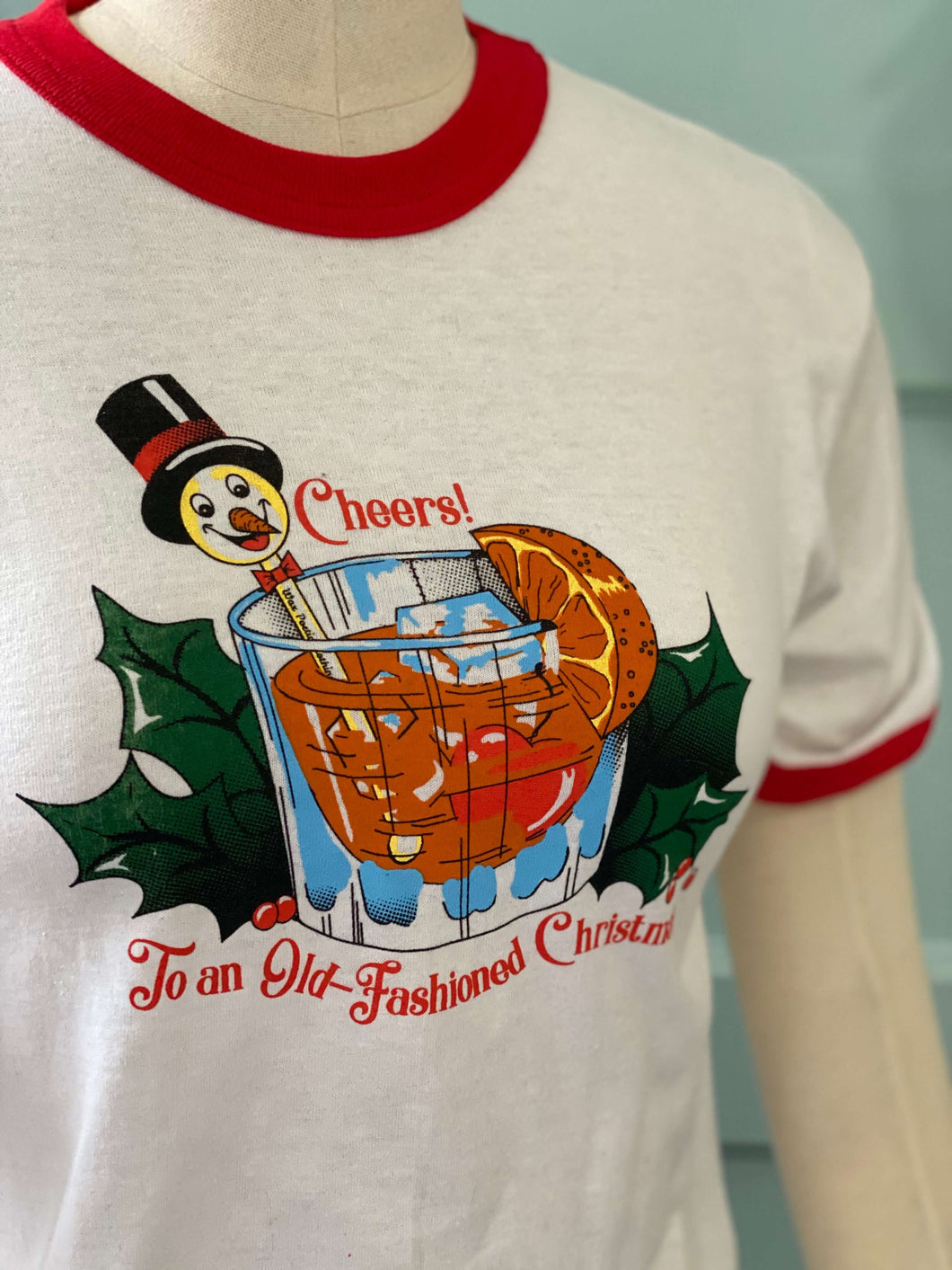 Old Fashioned Christmas *UNISEX* tee