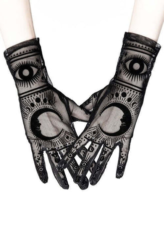 Fortune Teller Gloves from Restyle