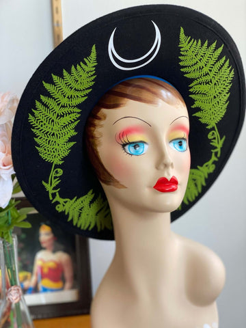 Fern Hat from Restyle