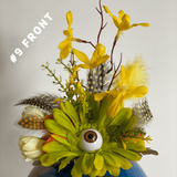 Eyeblossom Fascinator