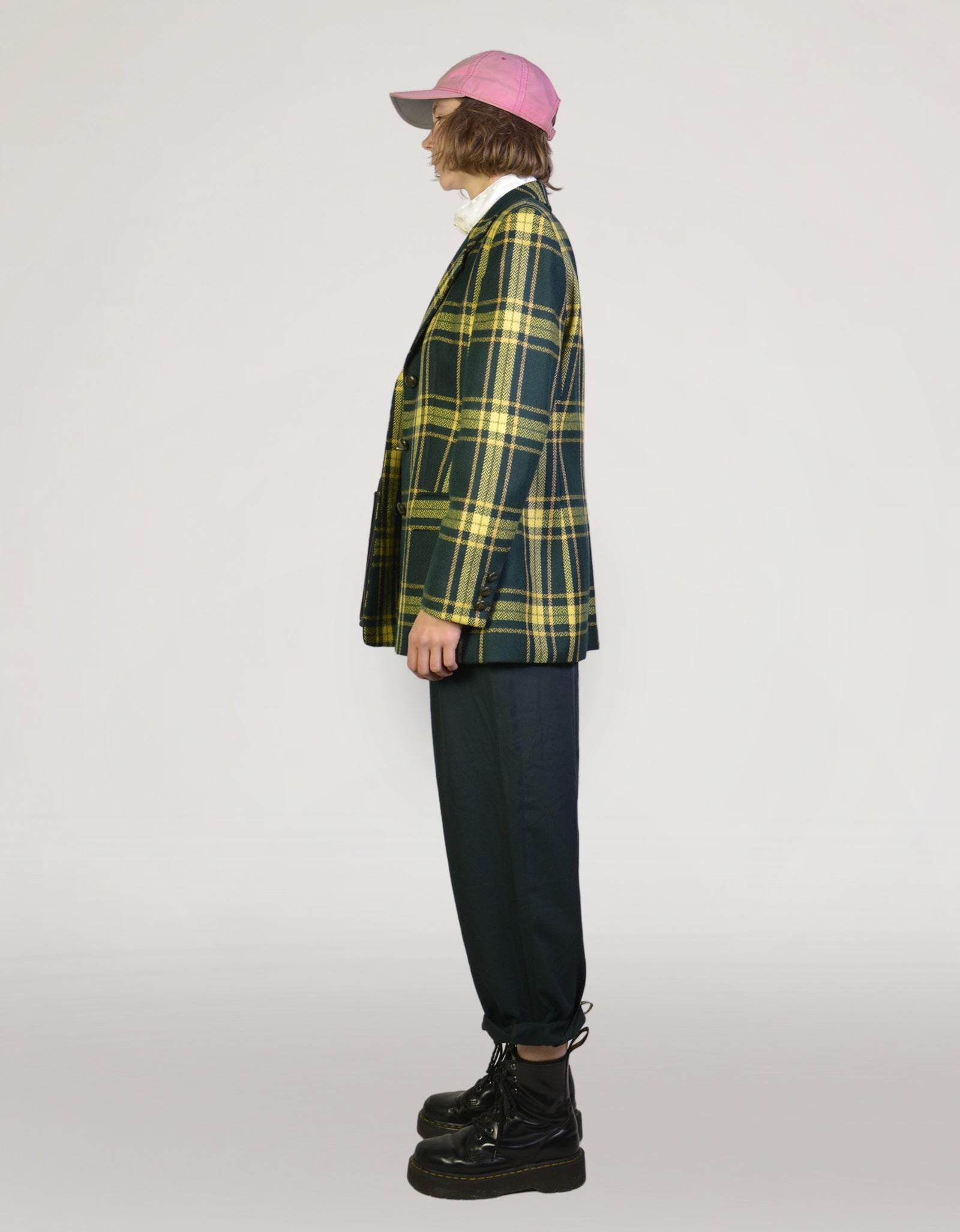 Tweed jacket - PICKNWEIGHT - VINTAGE KILO STORE