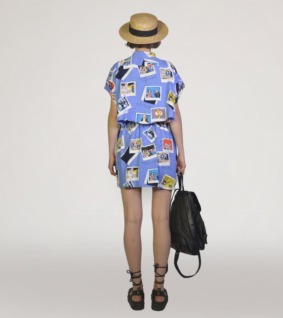 PNW (RE)COLLECTION Shirt and skirt no 07