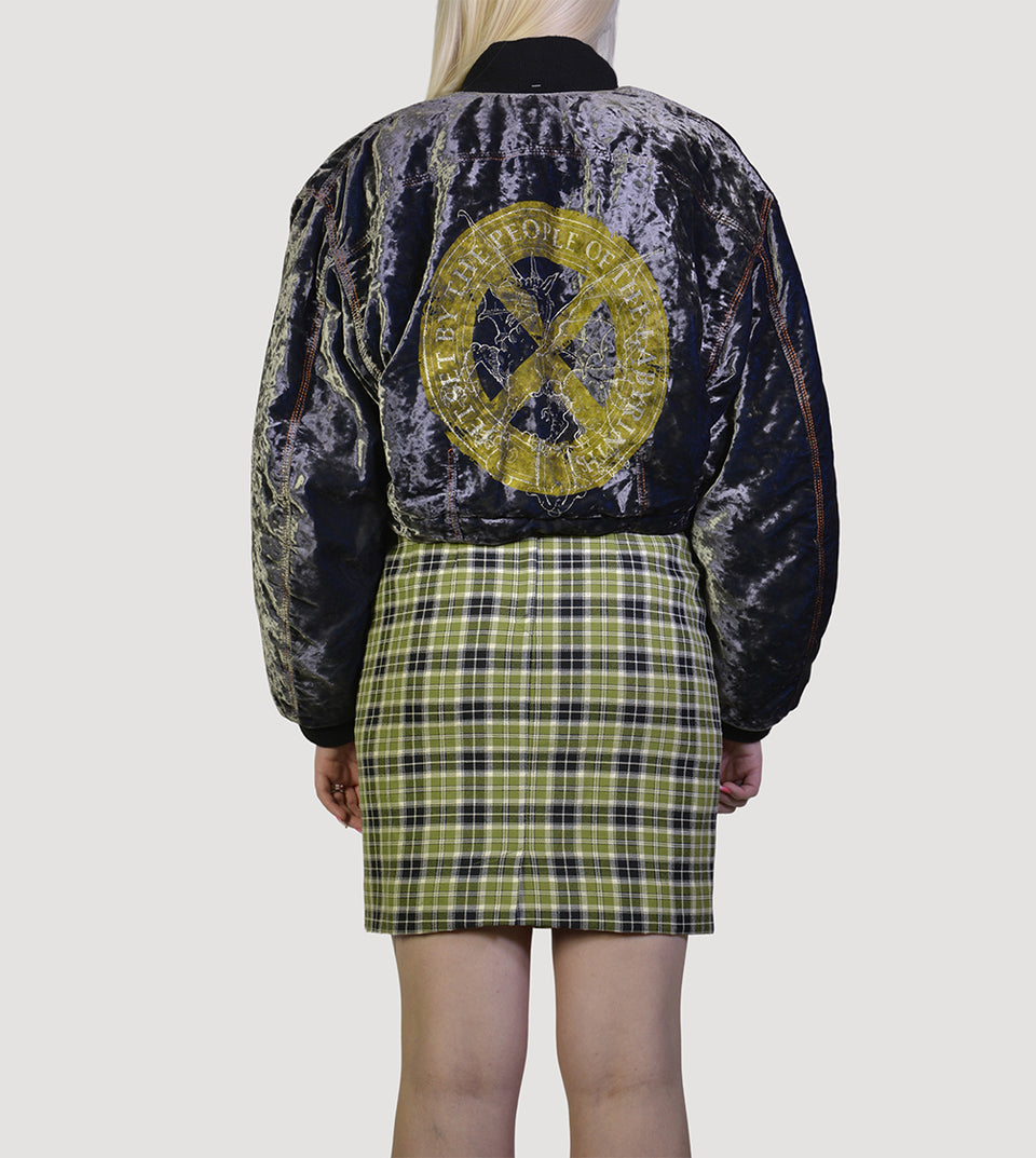 Special bomber jacket