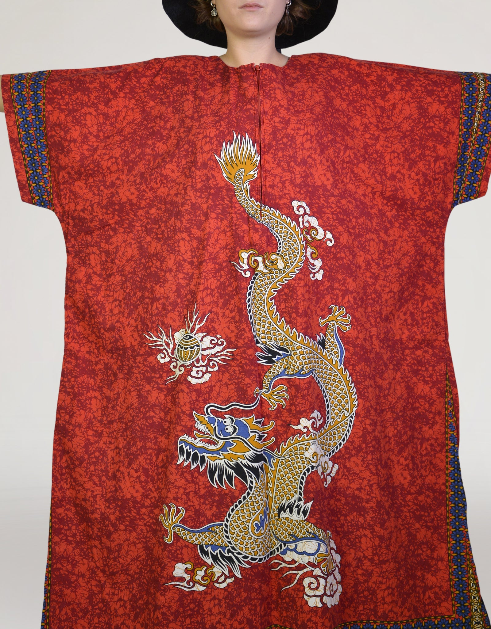 Dragon dress - PICKNWEIGHT - VINTAGE KILO STORE